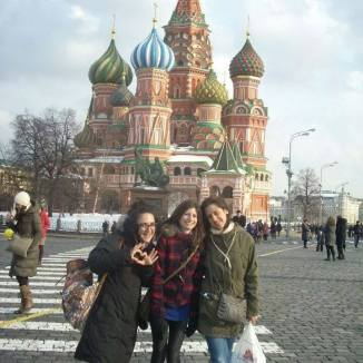 A semester in russia, the cold country with the warm people