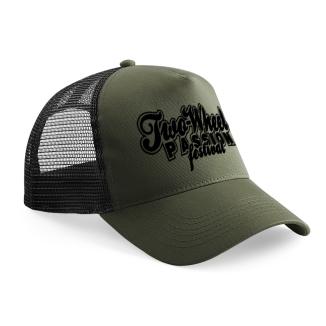 green-cap