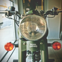 | Royal Enfield CY spotted in Limassol |